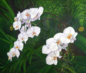Beauty In White by Tan Yew Keng Ellen