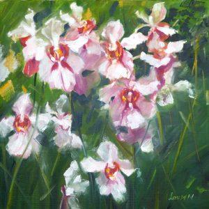 Joyous Bloom by Lau Meow Noi
