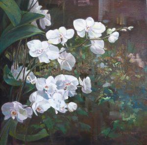 White Angel by Teo Lay Hua