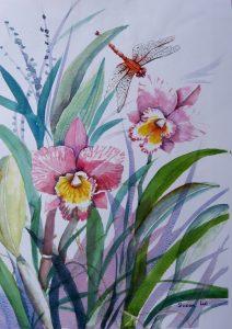 Exuberance by Koh Swee Leng Susan