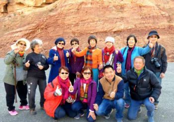 Painting Trip to Inner-Mongolia 2017